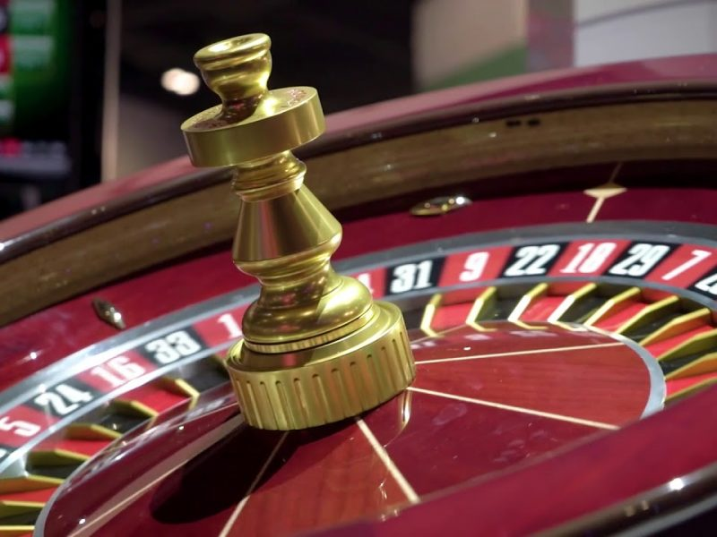 A Review Of The Adam 33 Inch Roulette Wheel